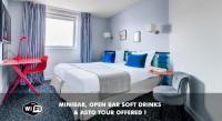 Hôtel Paris Hotel Acadia - Astotel