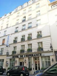 Hotel Fasthotel Paris Hotel de L'Esperance
