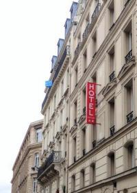 Hôtel Paris Hôtel Montana Lafayette