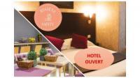 Hôtel Ile de France Hotel Prince Albert Opéra