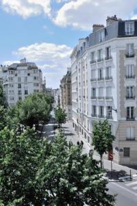 Hotel Fasthotel Paris Hotel Verlaine