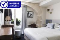 Hôtel Ile de France Hotel Verneuil Saint Germain