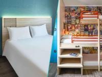 Hotel F1 Paris hôtel hotelF1 Paris Porte de Châtillon