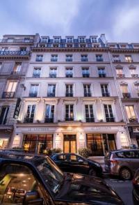 Hôtel Paris hôtel Le Lavoisier