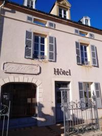 Hôtel Bourgogne Hôtel La Reconce