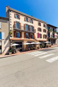 Hôtel Auvergne Hotel de la Poste