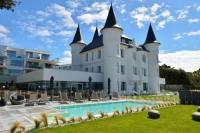 Hôtel Pays de la Loire Chateau des Tourelles, Hotel Thalasso Spa Baie de La Baule