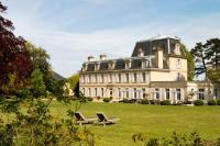 Hôtel Le Breuil en Bessin hôtel Chateau La Cheneviere