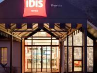 Hôtel Chenoise hôtel Ibis Provins