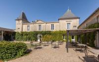 Hôtel Les Salles de Castillon hôtel Château Fleur de Roques