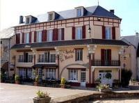 Hôtel Alligny en Morvan Hotel du Nord - Restaurant le Saint Georges