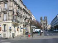 Hôtel Reims Hôtel De La Cathédrale