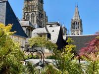 Hôtel Rouen Hôtel De La Cathédrale