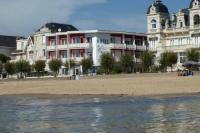 Hôtel Cozes Hotel Le Trident Thyrsé
