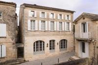 Hôtel Les Salles de Castillon hôtel Auberge de la Commanderie