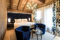Hôtel Saint Gervais les Bains hôtel Armancette Hôtel, Chalets et Spa - The Leading Hotels of the World
