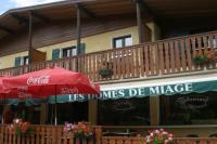 Hôtel Saint Gervais les Bains Hotel Les Domes de Miage