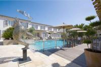 Hôtel L'Aiguillon sur Mer Le Clos Saint-Martin Hotel  Spa