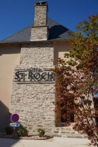 Hôtel Limousin Hôtel Saint-Roch, The Originals Relais