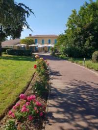 Hôtel Les Salles de Castillon hôtel Le Melchior
