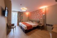 Hôtel Franche Comté Logis Grand Hotel Des Bains