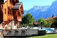 Hotel 4 étoiles Chamonix Mont Blanc Le Cerf amoureux Hotel  Spa