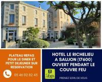 Hôtel Cozes Hotel Le Richelieu