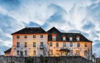 Hôtel Alligny en Morvan hôtel Hostellerie de la Tour d'Auxois