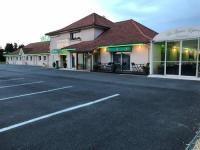 Hôtel proche Gare de Carignan Tremblois lès Carignan hôtel Villa Motel