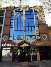 Hôtel Toulouse Hôtel de Brienne