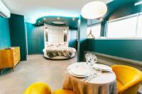 Hôtel Toulouse hôtel Parenthèse Concept Room
