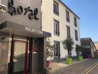 Hôtel Aube Hotel du cirque Troyes centre historique