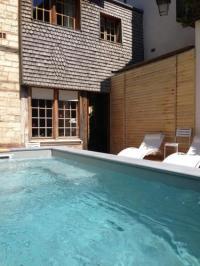 Hôtel Champagne Ardenne Hotel la Maison de Rhodes  Spa
