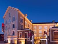 Hôtel Fresnoy le Château hôtel Mercure Troyes Centre