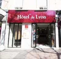 Hotel Fasthotel Drôme Hotel de Lyon
