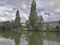 Hôtel Fontenay le Comte hôtel Logis Auberge De La Riviere