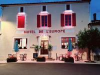 Hôtel Aquitaine Hôtel de l'E u r o p e