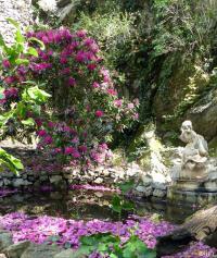 Jardin Boffres Le Jardin D'Eden