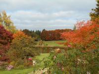 Jardin De La Valade-Vue-du-Jardin-en-Automne-