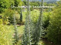 Jardin Quéménéven Un Jardin à Landrevarzec