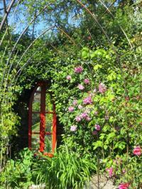 Jardin Alpes de Haute Provence Le Jardin du Mille Pattes