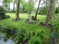 Jardin de La Moisonnais-au-bord-de-la-mare