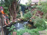 Jardin Crest Fumat Claudette et Jacques
