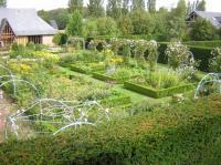 Jardin Saint Germain d'Étables Parc Floral William Farcy