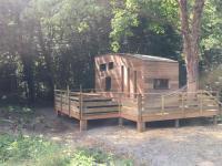 Terrain de Camping Tours Tiny House proche Tours