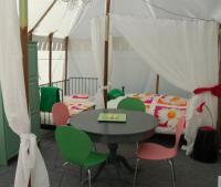 Terrain de Camping Aquitaine La Vieille Ecole Glamping