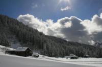 Terrain de Camping Rhône Alpes La Chanterelle - Mountain Lodge