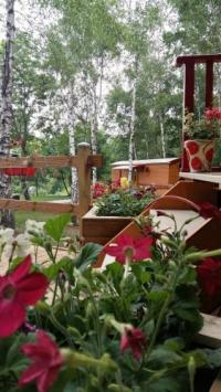 Terrain de Camping Limousin les roulottes du petit bois