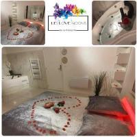 Hôtel Prignac et Marcamps hôtel Love Rooms de la Presqu'île