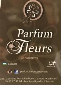 Magasin Aquitaine Parfum de fleurs